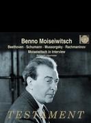 ベンノ・モイセイヴィチ/ライヴ録音集1946~1961(3CD)