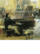 ピアノ協奏曲第1番、第2番 クピーク、スクロヴァチェフスキ&ザールブリュッケン放送響【CD】