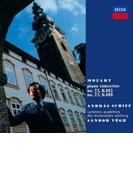 ピアノ協奏曲第22番、第23番 アンドラーシュ・シフ、ヴェーグ&カメラータ・アカデミカ【CD】