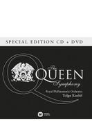 『クイーン・シンフォニー』 トルガ・カシフ&ロイヤル・フィル(+DVD)