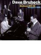 Birdland 1951-52 / Newport 1955 With Paul Desmond【CD】