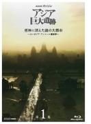 アジア巨大遺跡 第1集 密林に消えた謎の大都市 ~カンボジア アンコール遺跡群~【ブルーレイ】