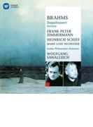 二重協奏曲、ホルン三重奏曲 ツィンマーマン、ハインリヒ・シフ、ノイネッカー、サヴァリッシュ&ロンドン・フィル【CD】