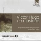 ヴィクトル・ユーゴーの詩による歌曲集 コンスタンティン・ヴォルフ、T.サム【CD】