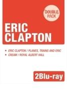来日記念ダブルパック「プレーンズ・トレインズ&エリック~ジャパン・ツアー 2014」+「クリーム/ライヴ・アット・ロイヤル・アルバート・ホール2005」【ブルーレイ】 2枚組