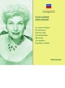 『ヒルデ・ギューデン、モーツァルトを歌う~オペラ・アリア、モテット、他』 クリップス&ロンドン響、エレーデ&ウィーン・フィル、C.クラウス、E.クライバー【CD】