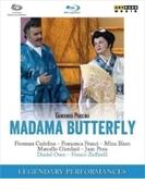 『蝶々夫人』全曲 ゼッフィレッリ演出、オーレン&アレーナ・ディ・ヴェローナ、チェドリンス、M.ジョルダーニ、他(2004 ステレオ)【ブルーレイ】