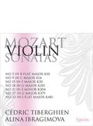 ヴァイオリン・ソナタ全集第1集 アリーナ・イブラギモヴァ、セドリック・ティベルギアン(2CD)