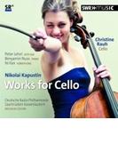 チェロ協奏曲第2番、チェロ・ソナタ第2番、エレジー、他 ラウ、コロン&ドイツ放送フィル、ニュス、他【CD】