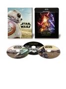 【初回限定仕様】スター・ウォーズ/フォースの覚醒 MovieNEX[ブルーレイ+DVD]【ブルーレイ】 2枚組