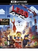 LEGO®ムービー <4K ULTRA HD&ブルーレイセット>(2枚組)【ブルーレイ】 2枚組