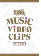 LiSA MUSiC ViDEO CLiPS 2011-2015 [Blu-ray]【ブルーレイ】