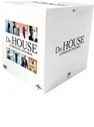 Dr.house / ドクター ハウス: コンプリート Dvd Box【DVD】 49枚組