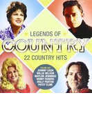 Legends Of Country (Volume One)【CD】