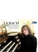 ゴルトベルク変奏曲 アレクサンドル・クニャーゼフ(オルガン)(2CD)