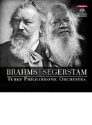 ブラームス:交響曲第1番、セーゲルスタム:交響曲第288番 レイフ・セーゲルスタム&トゥルク・フィル【SACD】
