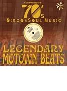 Legendary Motown Beats By Av8 -70's Disco & Soul Music-【CD】 2枚組