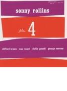 Sonny Rollins Plus 4【SHM-CD】