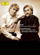 ピアノ協奏曲第1番 クリスティアン・ツィマーマン、ラトル&ベルリン・フィル【SHM-CD】