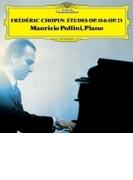 練習曲集 マウリツィオ・ポリーニ(1972)【SHM-CD】