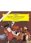 カルミナ・ブラーナ オイゲン・ヨッフム&ベルリン・ドイツ・オペラ管弦楽団、ヤノヴィッツ、フィッシャー=ディースカウ、シュトルツェ