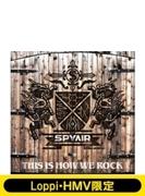 《Loppi&HMV限定オリジナルマフラータオル付きセット》 THIS IS HOW WE ROCK 【通常セット(CD+タオル)】