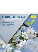 『ピアノ・デイドリーム』 ダニエル・バレンボイム、マルタ・アルゲリッチ、ラン・ラン、ユンディ・リ、他