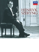 ヘンリク・シェリング・イン・コンサート~協奏曲録音集(13CD)【CD】 13枚組