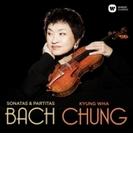 無伴奏ヴァイオリンのためのソナタとパルティータ全曲 チョン・キョンファ(2CD)【CD】 2枚組