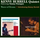 Weaver Of Dreams / Introducing Kenny Burrell【CD】
