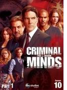 クリミナル・マインド/FBI vs. 異常犯罪 シーズン10 コレクターズBOX Part1【DVD】 6枚組