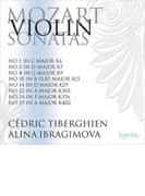 ヴァイオリン・ソナタ全集第2集 アリーナ・イブラギモヴァ、セドリック・ティベルギアン(2CD)【CD】 2枚組