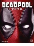 デッドプール 2枚組ブルーレイ&DVD〔初回生産限定〕【ブルーレイ】