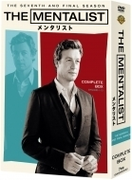 Mentalist メンタリスト ファイナル シーズン コンプリート ボックス【DVD】 7枚組