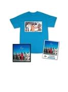 7 / 27: Tee & Pin Bundle (Cd+t-shirt+pin)(L Size)(Ltd)【CD】