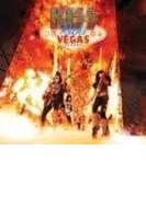 Kiss Rocks Vegas (+2lp)【DVD】 3枚組
