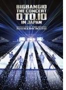 BIGBANG10 THE CONCERT : 0.TO.10 IN JAPAN + BIGBANG10 THE MOVIE BIGBANG MADE 【通常盤】 (2DVD+スマプラ)【DVD】 2枚組