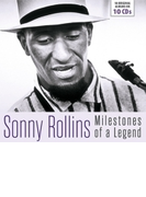 Milestones Of A Legend (10CD)【CD】 10枚組