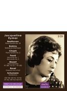 ショパン:ピアノ・ソナタ第2番、ベートーヴェン:熱情、ラヴェル:夜のガスパール、モーツァルト、他 ジャクリーヌ・エマール(2CD)