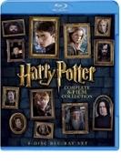 ハリー・ポッター 8-Film ブルーレイセット (8枚組)【ブルーレイ】 8枚組