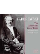 イグナツ・ヤン・パデレフスキ ビクター録音全集1914-1931(5CD)
