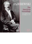 イグナツ・ヤン・パデレフスキ ビクター録音全集1914-1931(5CD)【CD】 5枚組