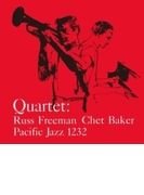 Quartet: Russ Freeman / Chet Baker (Ltd)【SHM-CD】