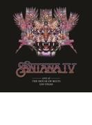 Santana IV Live At The House Of Blues, Las Vegas (+CD)【DVD】