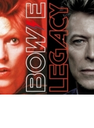 LEGACY ~THE VERY BEST OF DAVID BOWIE~ (2CD)【SHM-CD】 2枚組
