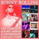 Complete Blue Note, Riverside & Contemporary Collection (4CD)【CD】 4枚組