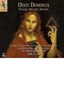 『主は言われた~ヴィヴァルディ、モーツァルト、ヘンデル』 ジョルディ・サヴァール&ル・コンセール・デ・ナシオン【SACD】