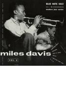 Miles Davis, Vol.2 (Ltd)【SHM-CD】