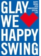 HAPPY SWING 20th Anniversary SPECIAL LIVE ~We Happy Swing~ Vol.2【DVD】