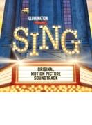 Sing (Original Motion Picture Soundtrack)【CD】